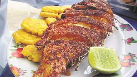 El pescado es uno de los platos más apetecidos.