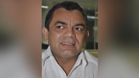 Ubaldo Meza Ricardo.
