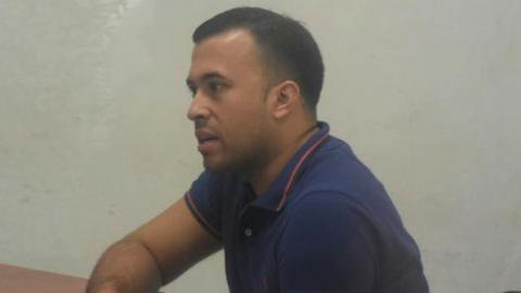 Andrés Villamizar Gómez, condenado a 17 años de prisión por homicidio.