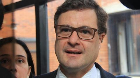 Luis Fernando Andrade.
