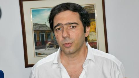 Antonio Char, presidente del Junior.
