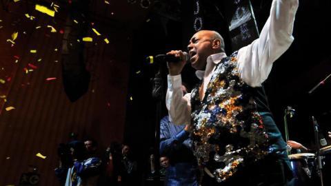 El Joe fusionó la música del Caribe en un solo ritmo. Soka, reggae, calipso y merengue dieron como resultado 'el Joeson'.