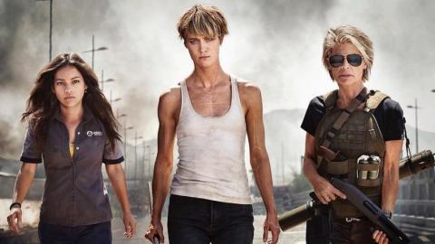 Protagonistas de Terminator.