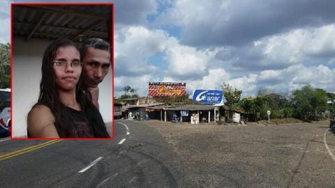El feminicidio de Jornela Méndez Meza ocurrió en la vereda El Bongo, en Sucre.
