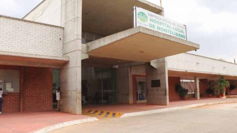 El menor lesionado fue trasladado de urgencias al Hospital del municipio de Montelíbano.