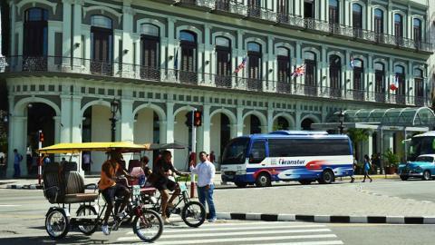 Una esquina de La Habana.