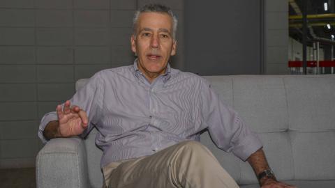 Philip Goldberg, embajador de Estados Unidos en Colombia, en entrevista con EL HERALDO.