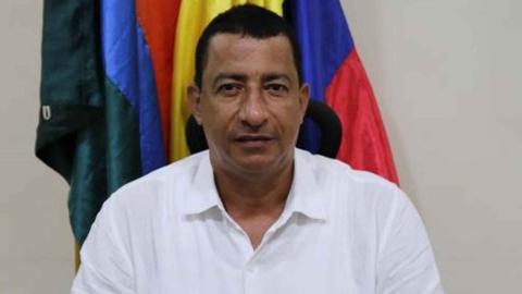 Jorge Luis Celis Carvajal, alcalde de Curumaní.