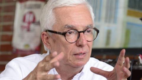 Jorge Robledo, senador del Polo Democrático.