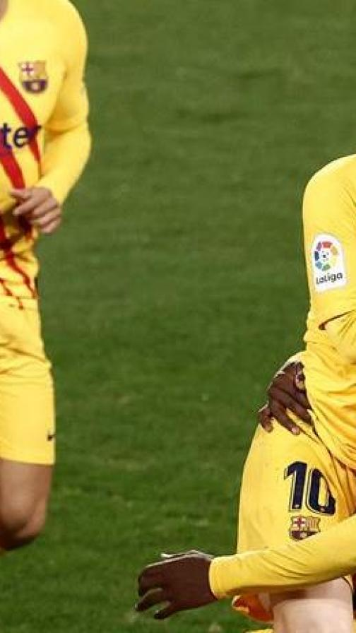 Barcelona vence a Osasuna y no resigna la Liga