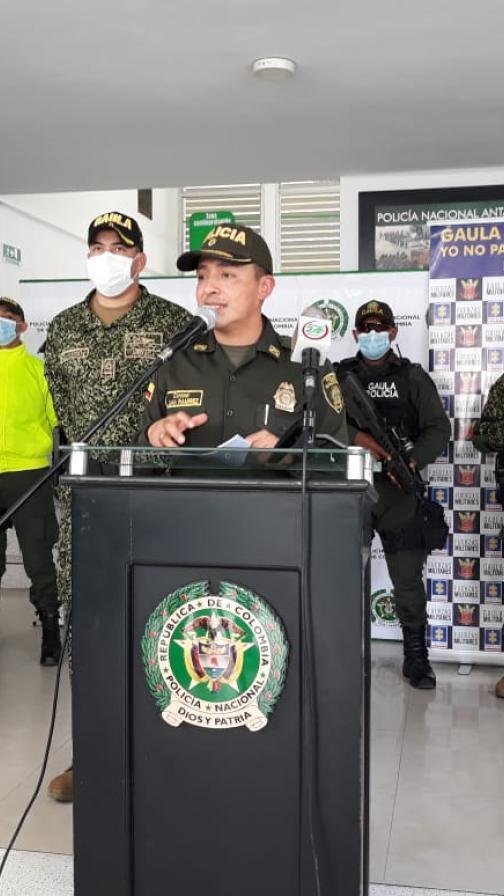Policía ha incautado en Sucre media tonelada de droga en lo que va del año