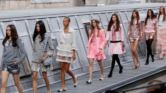 La firma francesa Chanel suspendió el desfile que estaba previsto para el 7 de mayo en Capri.