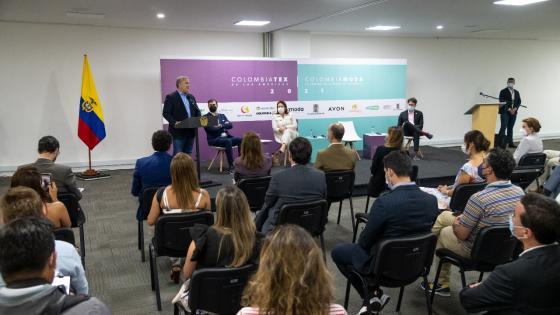 """""""Compremos colombiano"""", la invitación de Duque para reactivar la moda"""