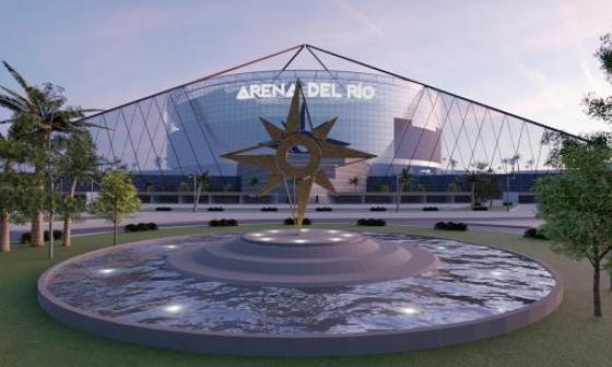 Arena del Río