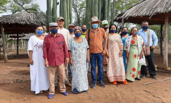 La necesaria cohesión en Comunidad indígena