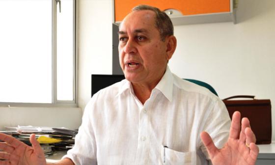 Rafael Murgas, gerente ICA.