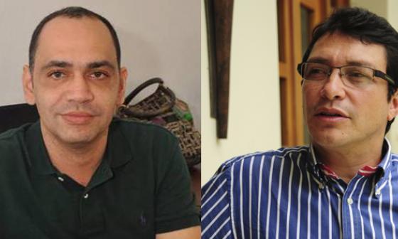 Rifirrafe de alcalde con presidente del Concejo samario