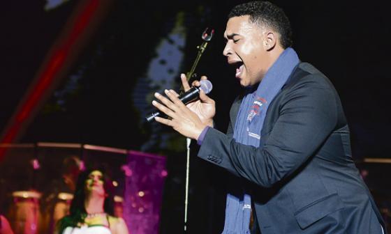 Don Omar casi no canta en Barranquilla por lío judicial