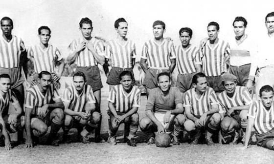 Un equipo grande desde sus inicios