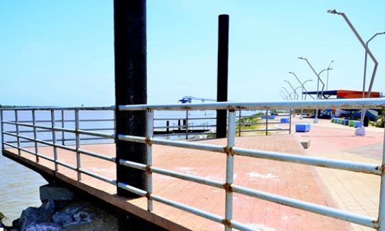 Malecón del Bicentenario 'pide' mayor cuidado
