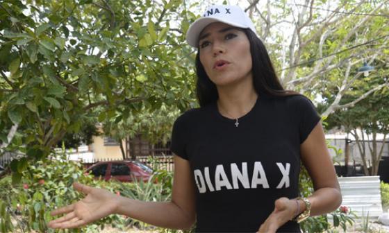 Diana X, exparticipante de Protagonistas de Nuestra Tele, denunció atraco a mano armada