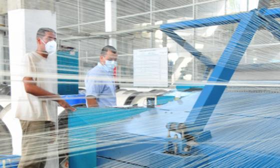 Ropa de hogar, los textiles que más exporta el Atlántico