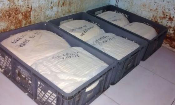 Secretaria de Salud de Soledad ordena congelar 150 kilos de queso que podría estar en mal estado