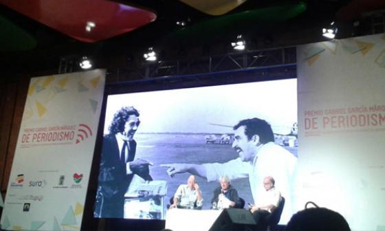 Cepeda Samudio, recordado por sus amigos en el Festival GGM