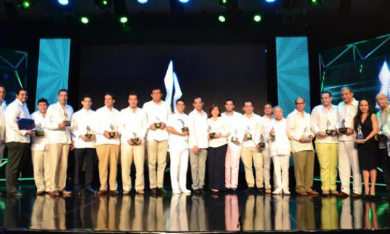 Imagen de la última edición de los premios.