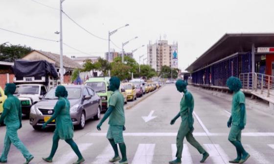 El arte del Caribe estará de visita en Argentina y Brasil