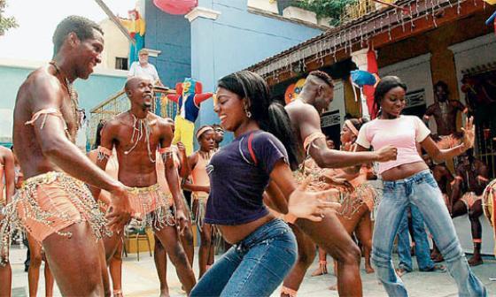 Estímulos al legado afro en  Barranquilla