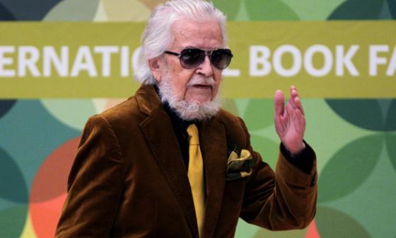 El mexicano Fernando del Paso, Premio Cervantes 2015