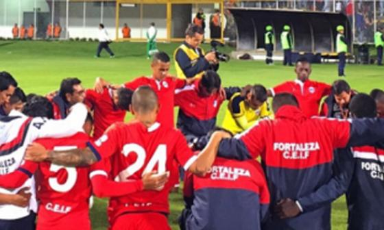Fortaleza venció 3-0 a Leones y regresa a la primera división