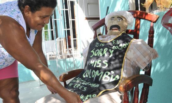 Los Duarte quemarán a Steve Harvey para despedir 2015