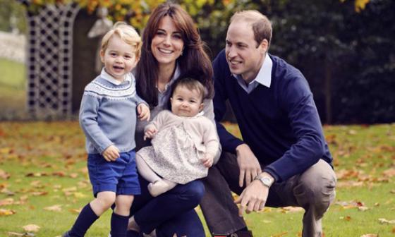 Princípe Guillermo dice que ser padre lo ha vuelto emocional