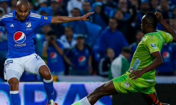 Jaguares suma 4 fechas sin ganar al perder 2-0 con Millonarios