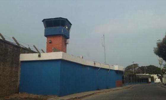 Cárcel de Santa Marta.