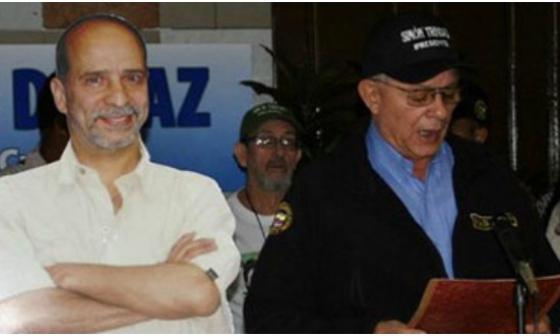 """""""Simón Trinidad"""" debe coordinar dejación de armas: Farc"""