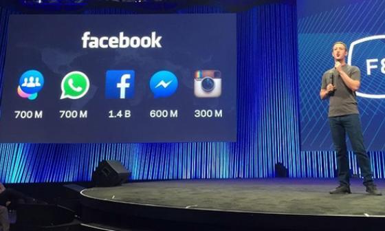 ¿Qué rumbo tomará Facebook tras su F8 2016?