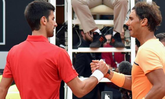 Djokovic derrota a Nadal en otro 'clásico'