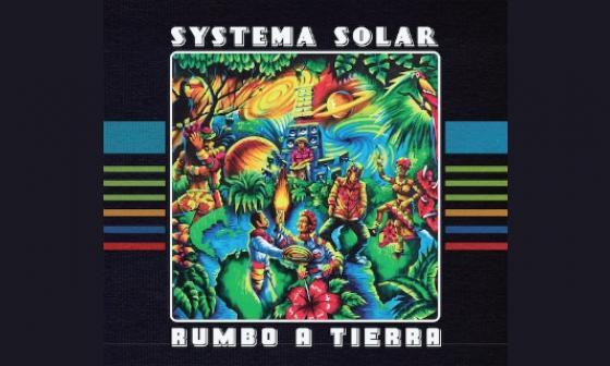 Portada del tercer disco de Systema Solar.