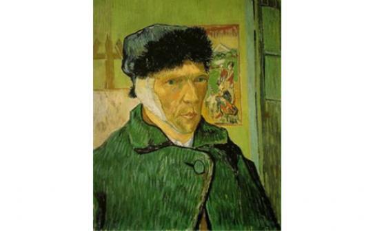 Sale a la luz el nombre de la 'dueña' de la oreja de Van Gogh