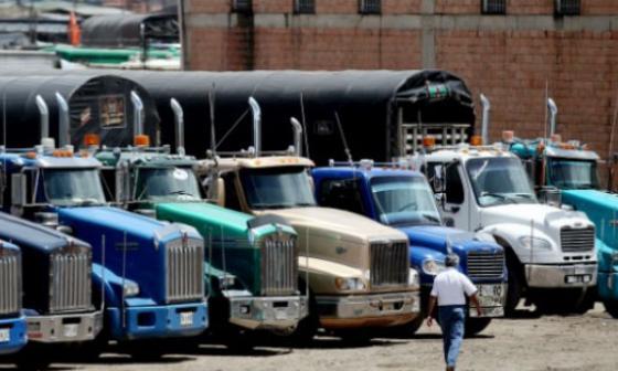 Avanzan acuerdos con camioneros: mintransporte