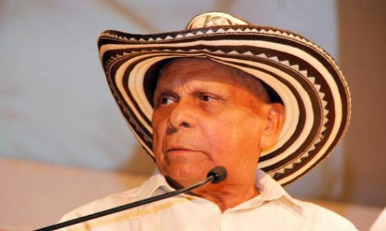 El maestro Adolfo Pacheco nació el 8 de agosto de 1940 en San Jacinto.