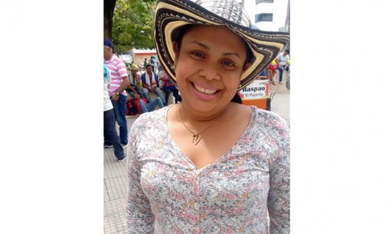 Viviana Hoyos fue designada alcaldesa (e) en San Andrés de Sotavento