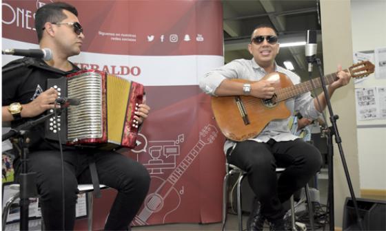 Felipe Peláez y su vallenato romántico en #SesionesEH