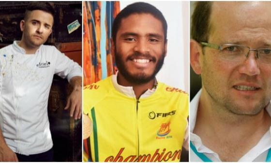 Juan Manuel Barrientos, Álex Cujavante y Daniel Samper Ospina, invitados al X Foro Pensando en Colombia.