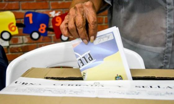 Corte rechazó demanda de nulidad contra el plebiscito