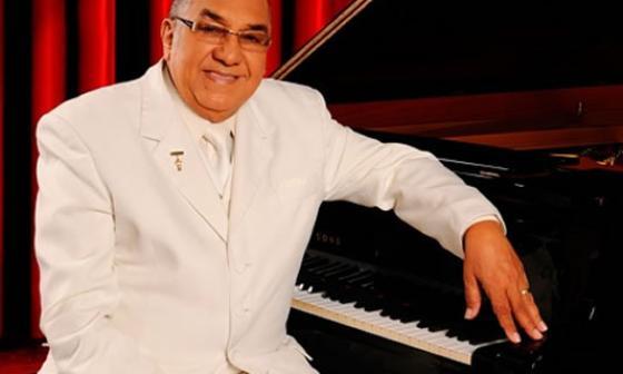 El cantante soledeño Alci Acosta.