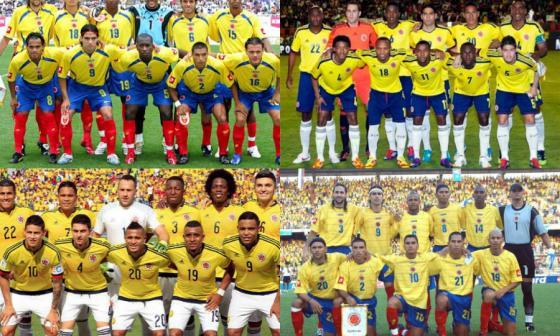 Así formó Colombia para enfrentar a Chile en los últimos 11 partidos por eliminatorias